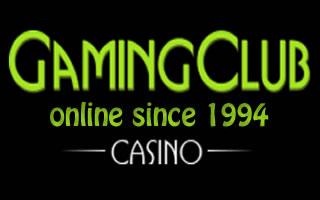 Le logo Gaming Club le plus représenté sur les guides de casino.