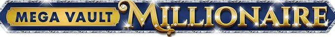 Le Mega Vault Millionaire est la nouvelle machine à sous progressive lancée le 26 septembre 2019