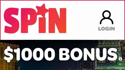 Spin Casino au Canada