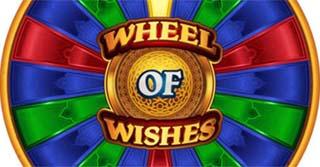 La Wheel of Wishes fait gagner deux fois plus que le Mega Moolah