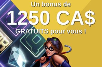 Casino Action a un programme de bonus de bienvenue pour les utilisateurs de mobile