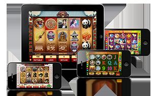 Casino live sur mobile