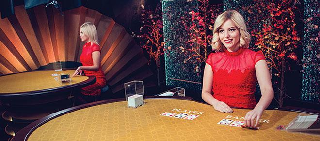 Le baccarat en live sur un casino en ligne du Canada
