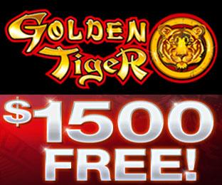Golden Tiger Bonus