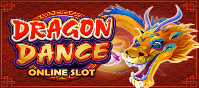 Le logo de la machine à sous Dragon Dance
