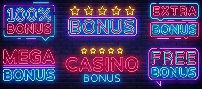 Les bonus gratuits des sites de casino