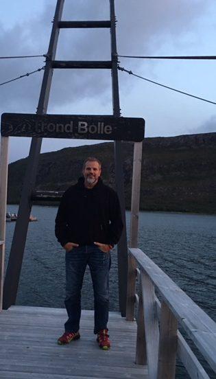 «Trond Bolle» Hinder, Ramsund