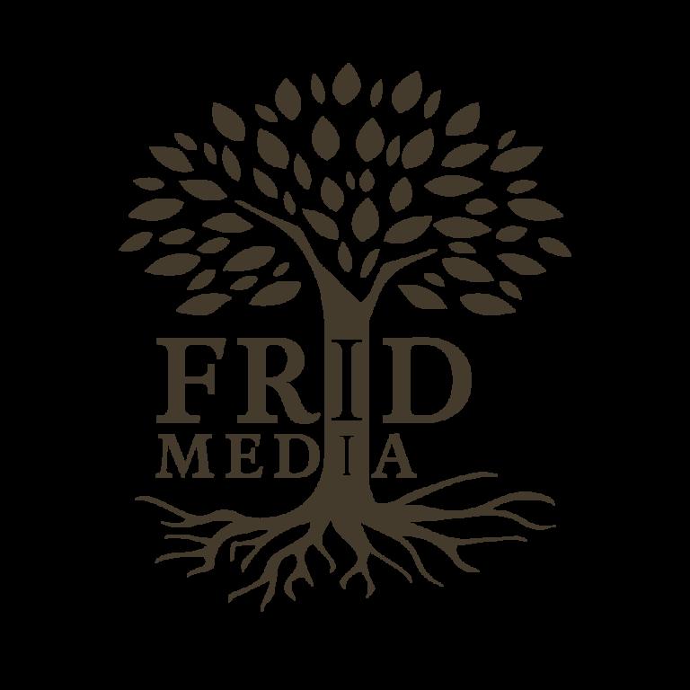 Frid Media Logga