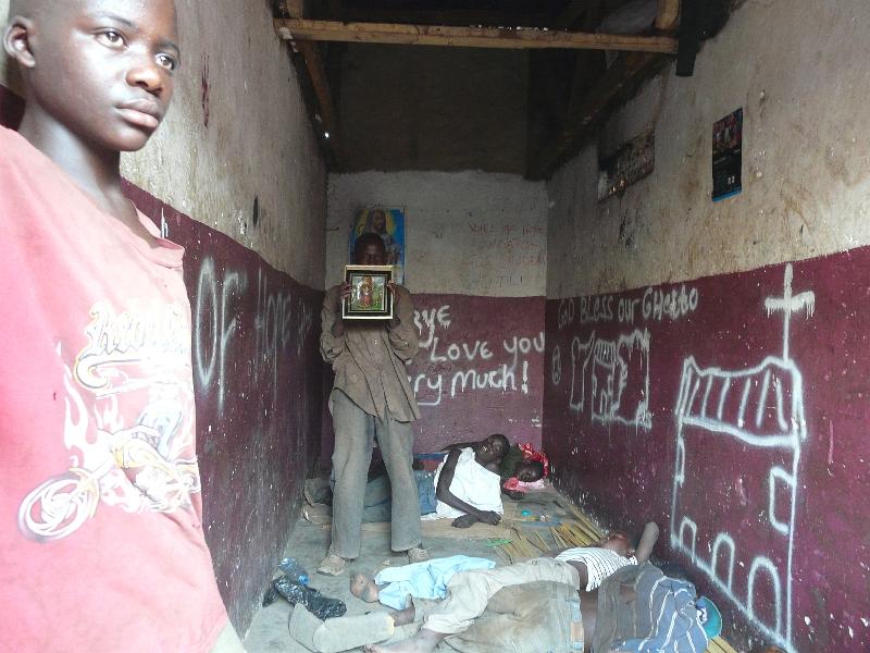 Verein Friends 4 Friends Regensburg Straßenkinder Kampala, Uganda
