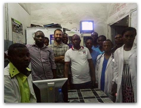 Seyyids Famultur im Kongo.