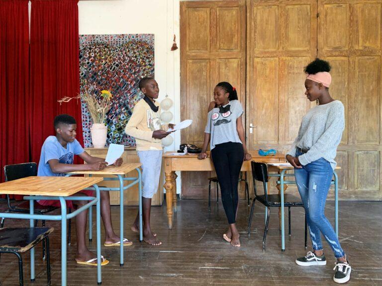 Theatre Club, Windhoek, Namibia