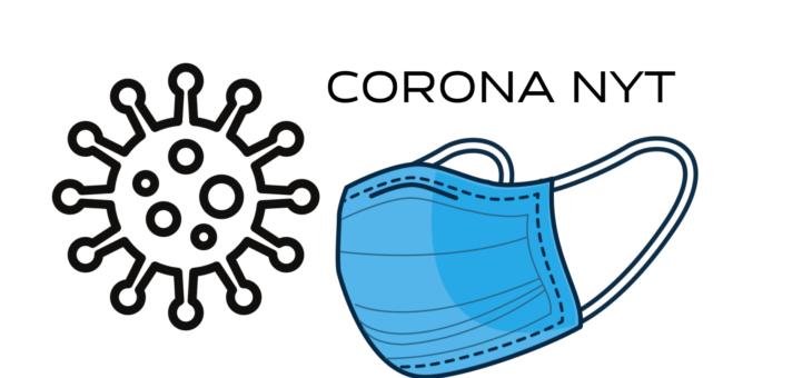 Corona nyt