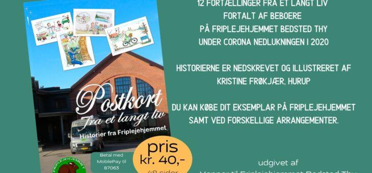 """Køb hæftet: """"Postkort fra et langt liv"""""""