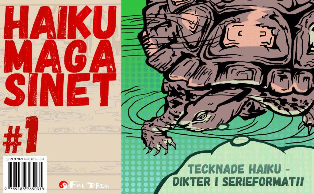 Bild: omslaget till Haikumagasinet
