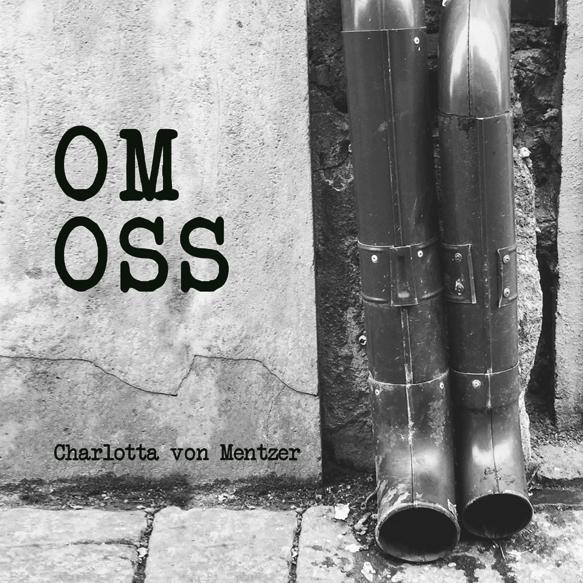 Bild: Omslag till Charlotta von Mentzers 'Om oss'