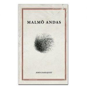 BILD: Omslag till 'Malmö andas' av John Dahlquist