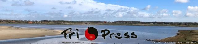 Galtabäck, utsikt över Lerjan • maj 2020 • Fri Press header med logo