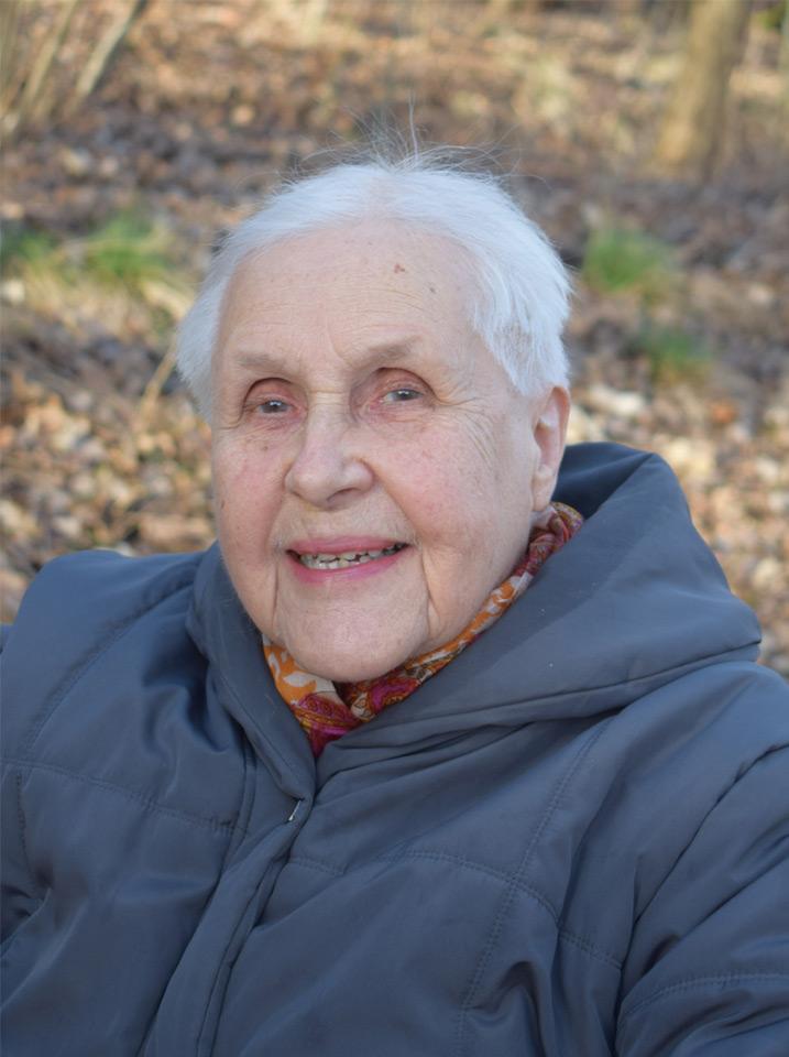 BILD: Porträtt av Sonja Danielsson