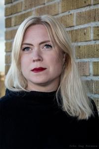 Porträtt av Elisaveta Gräsbeck, foto: Dag Persson