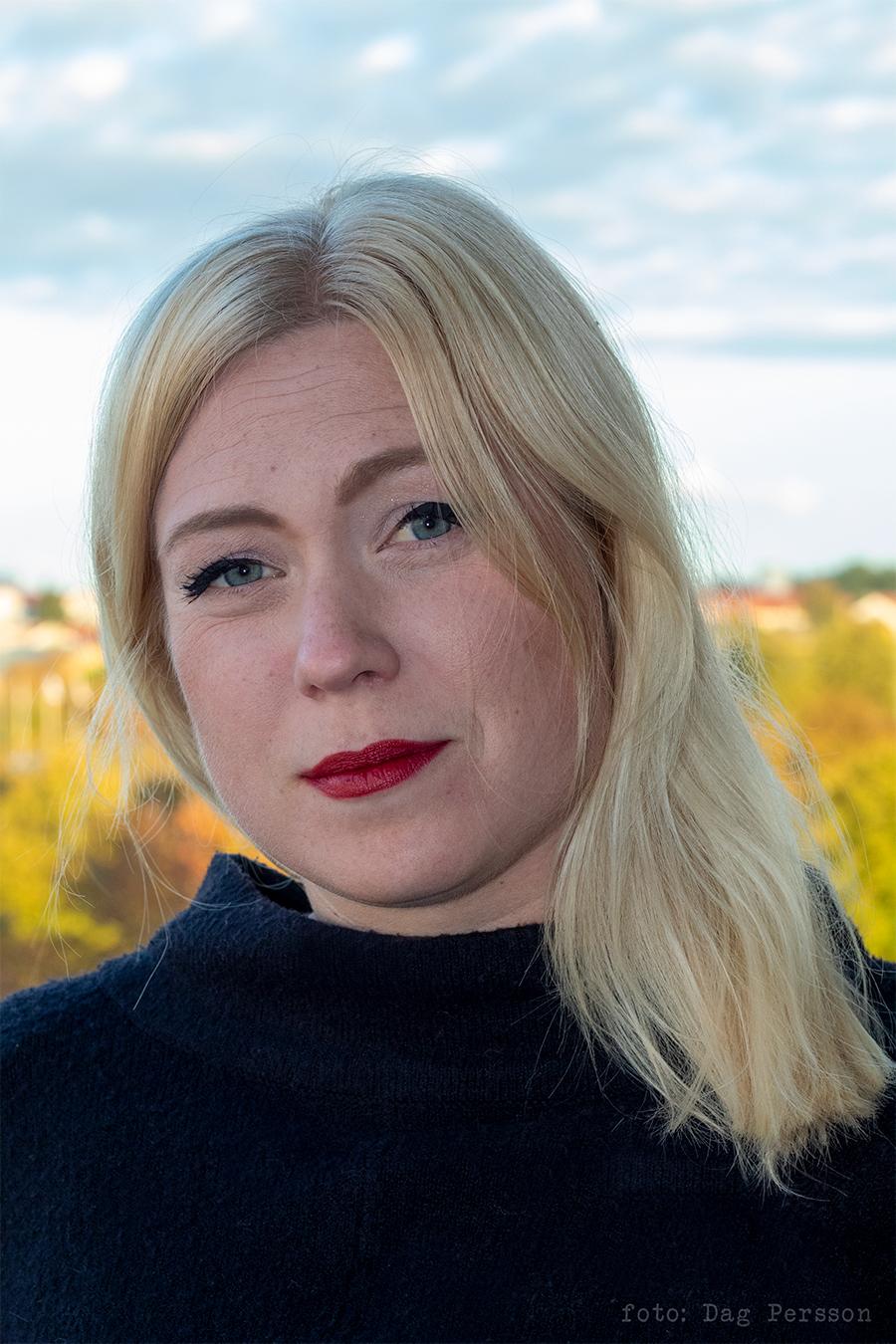 Porträtt av Elisaveta Gräsbeck