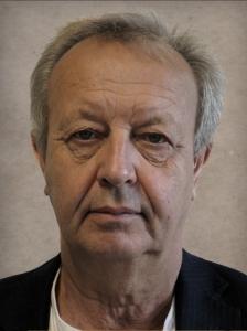 Porträtt av Åke Sandstedt