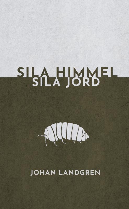 Omslaget till 'Sila himmel, sila jord' av Johan Landgren