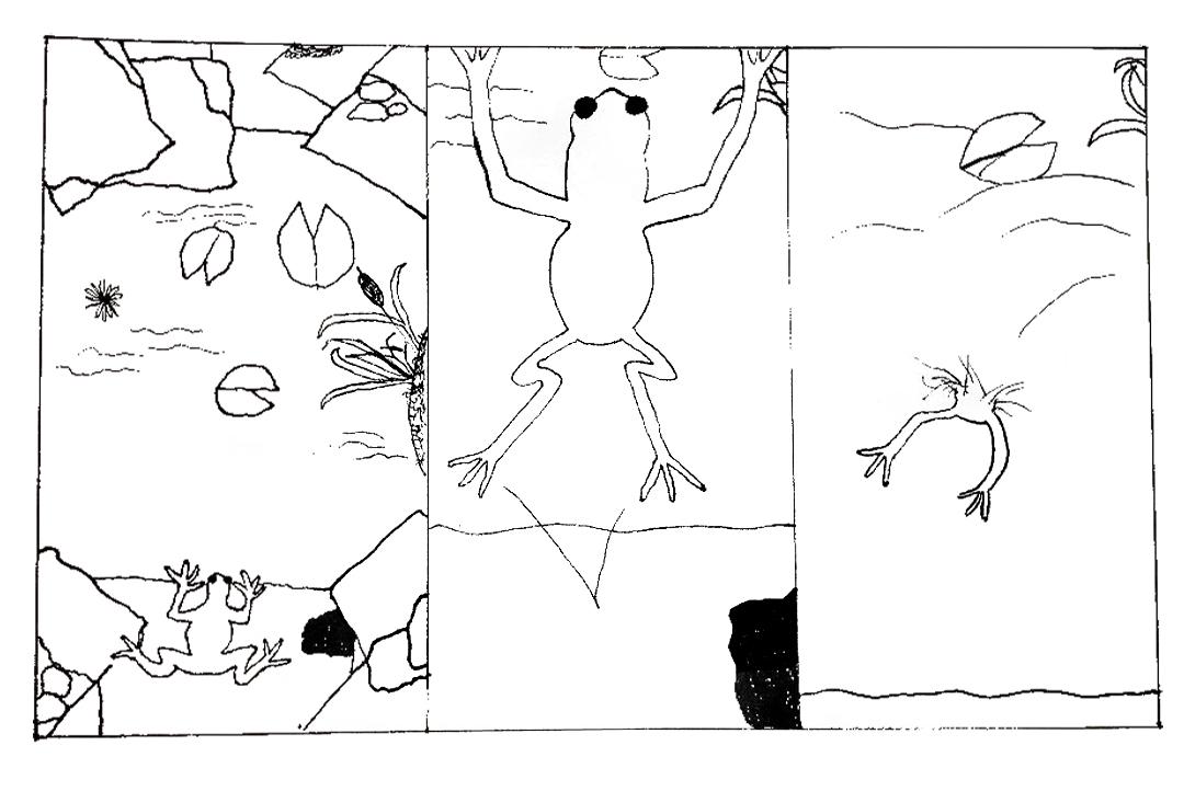 Illustration av Alicia Hagedis Dahlström