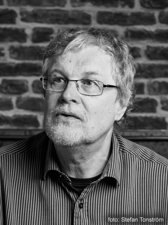 Porträtt av Lars Granström, foto: Stefan Tonström