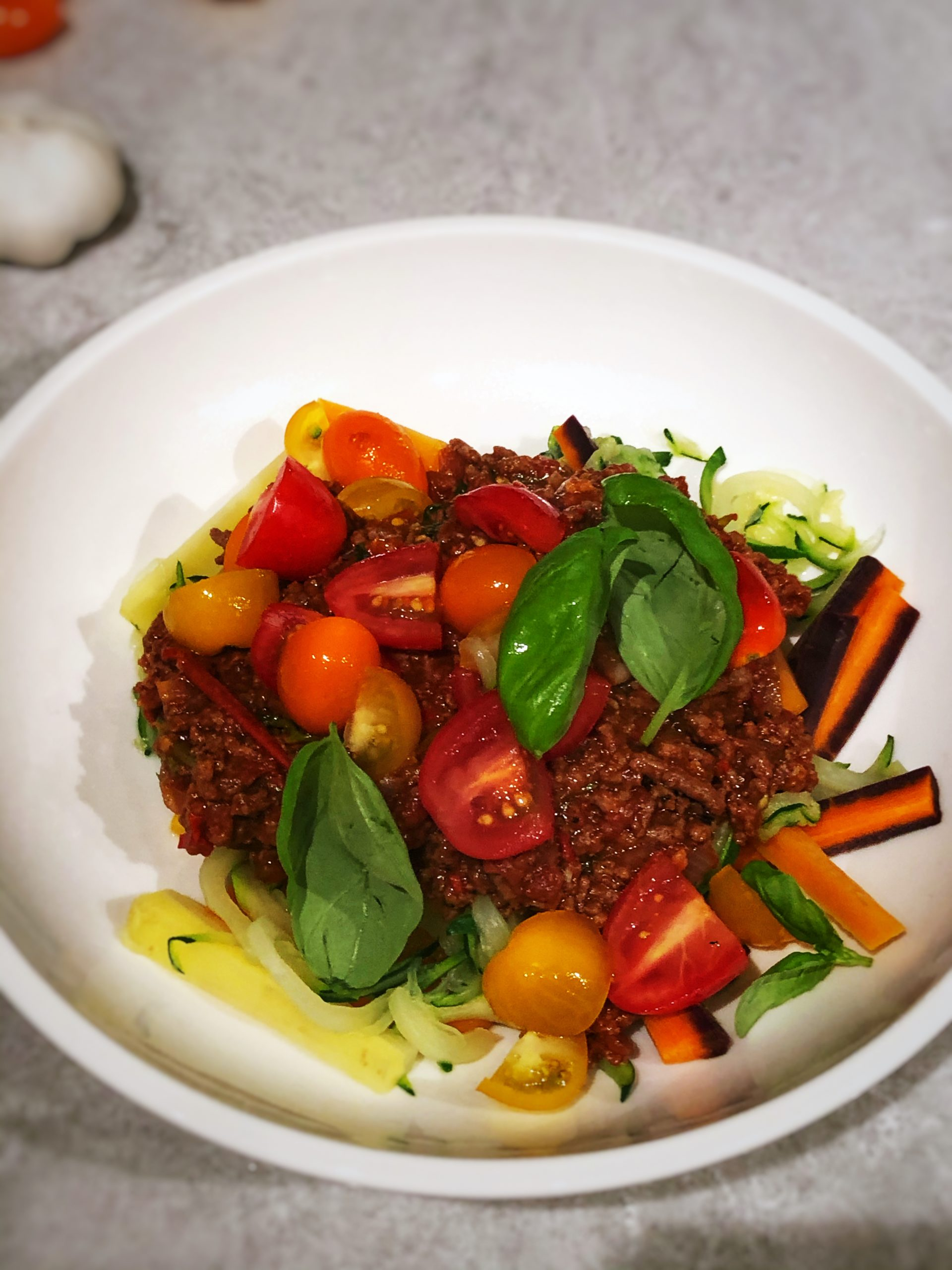 Bolognese – An Italian classic with a twist