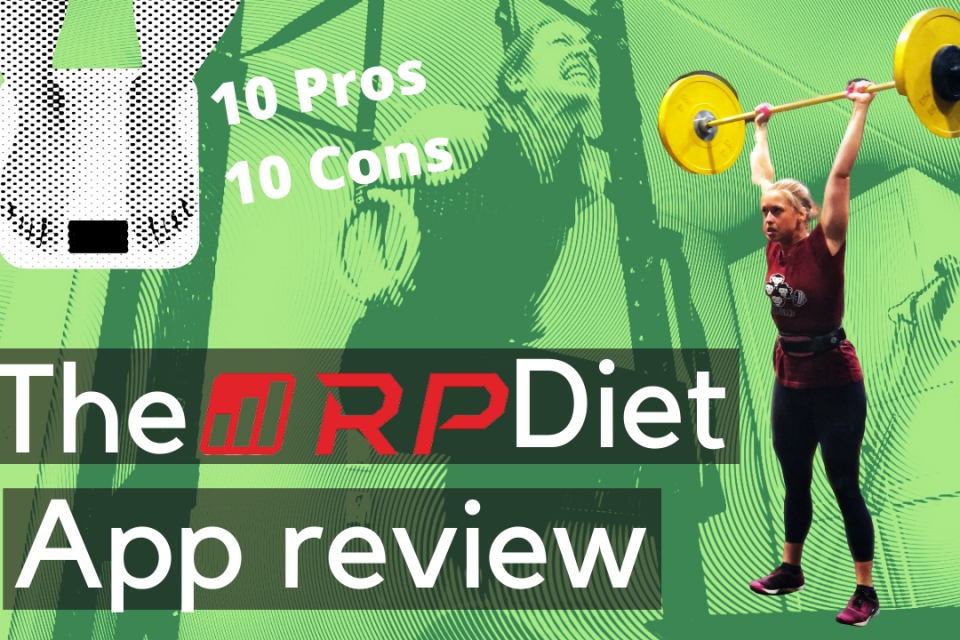 The RP Diet App review
