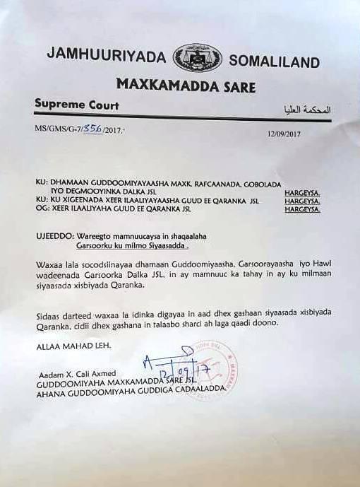 wareegtada-gudoomiyaha-maxkmada-sare