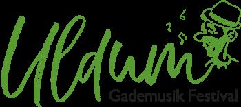 Logo for Uldum Gademusik Festival