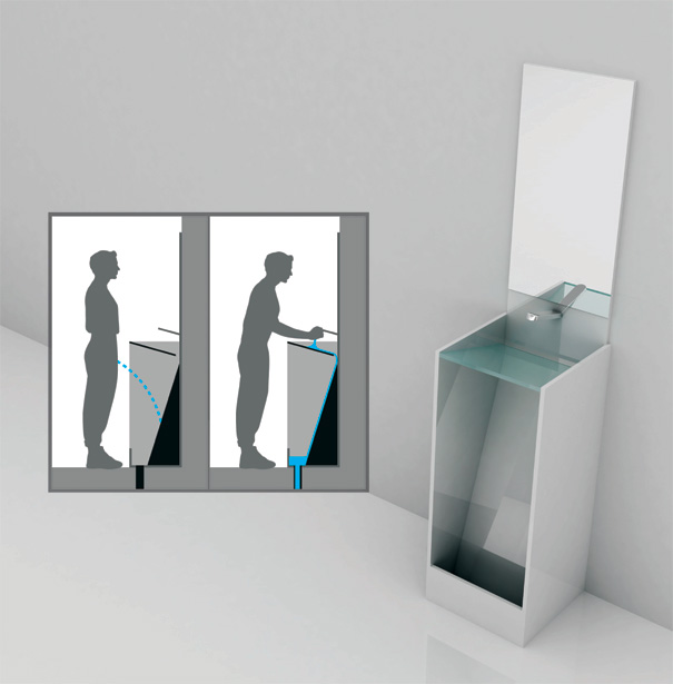 Why don't they have these in public restrooms?