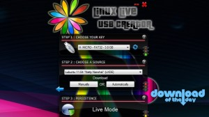lilli usb live cd creator with many linux distros, gadgets, gadget news, gadgetzz, linux install