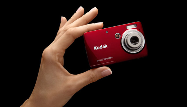 Kodak easyshare fjortis camera