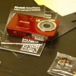 kodak easy share m200 mini QR