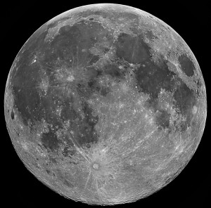 High res picture of the moon
