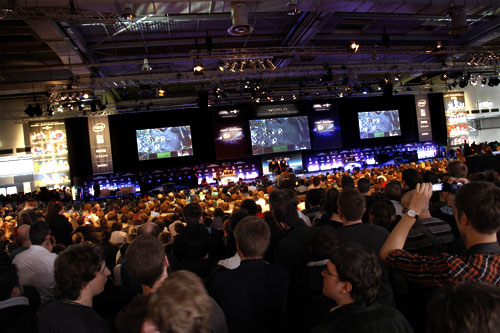 intel extreme masters grand final scii sc2 cebit hannover