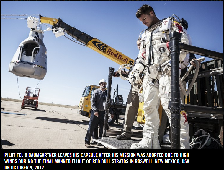 red bull stratos project launch delayed
