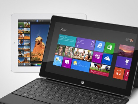 Microsoft and Google Unveil New Gadgets