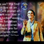 Carl Sagan Quotes Poster!