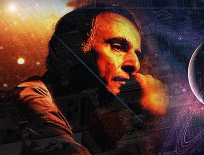 Carl sagan thinking in space cosmos soup