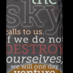 Carl Sagan Quote 3gs case