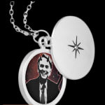Carl Sagan locket