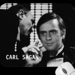 Carl Sagan mousepad