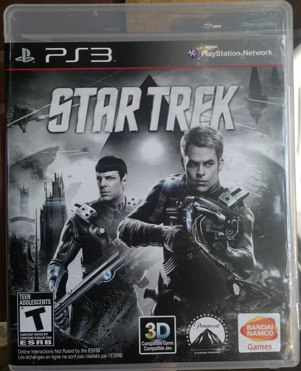 Star trek the game ps3