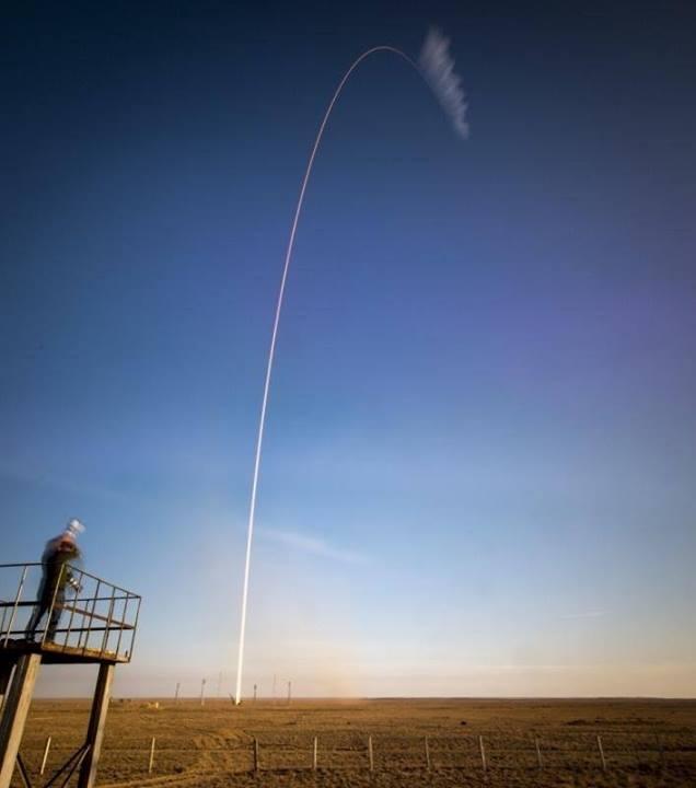 rocket launch Credit NASA/Bill Ingalls
