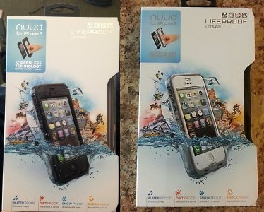 lifeproof nuud boxes