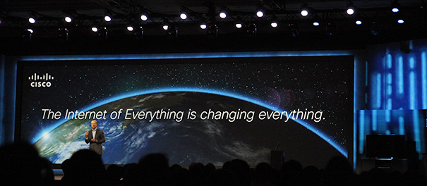 CES the internet of everything
