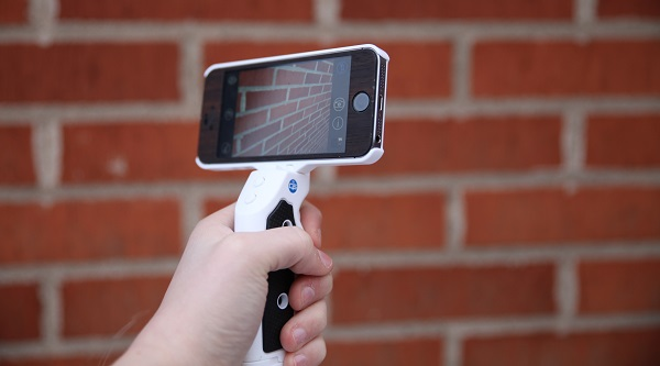 Grip&Shoot iphone